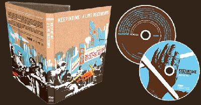 Keepintime - A Live Recording