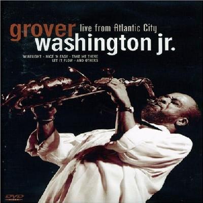 Grover Washington Jr. -  Live From Atlantic City