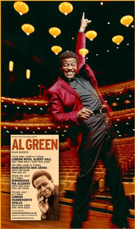Al Green - Entre l'amour de Dieu et l'amour charnel