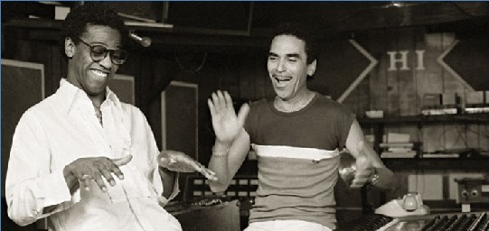 Al Green & Willie Mitchell