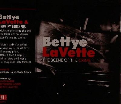 Bettye Lavette - Scene of Crime