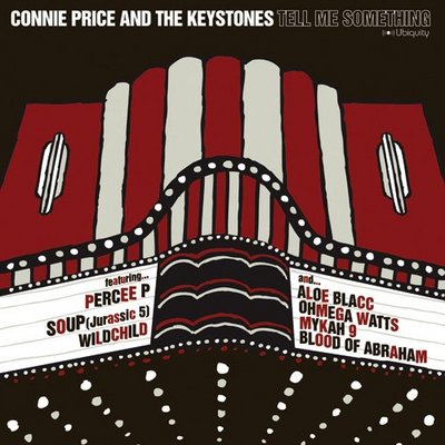 Connie Price and The Keystones - Tell Me Something