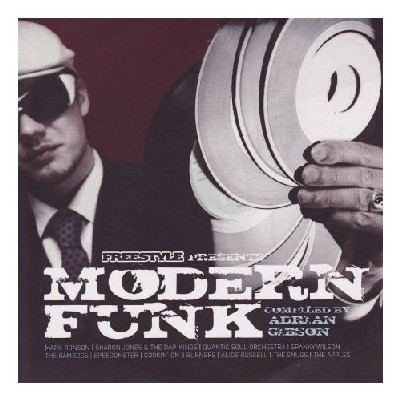 Modern Funk compiled by Adrian Gibson Vol 3