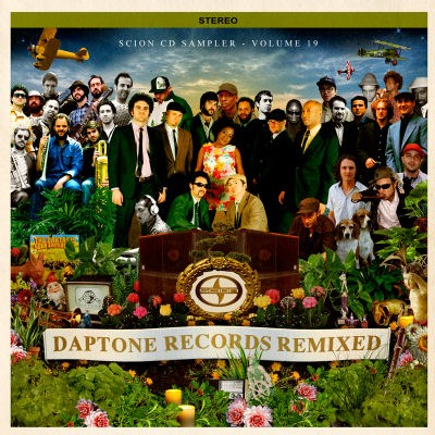 Les remixes du catalogue Daptone (Sharon Jones and The Dapkings, Budos Band, etc.) à télécharger
