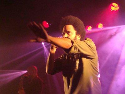 Galactic en concert au Nouveau Casino, le 7 Mars 2008