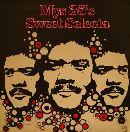 Mix à écouter : Mys35's Sweet Selecta