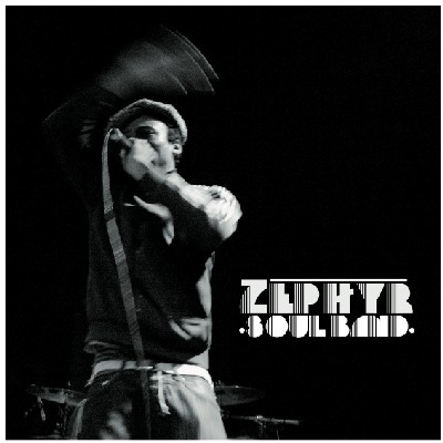 Zephyr Soul Band  - Paris - Soul/Funk