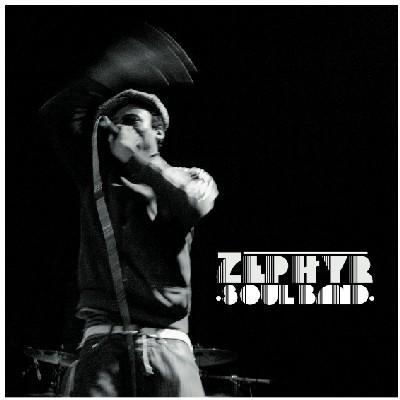 Zephyr Soul Band  - Paris - Soul/Funk