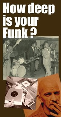 How deep is your funk ?