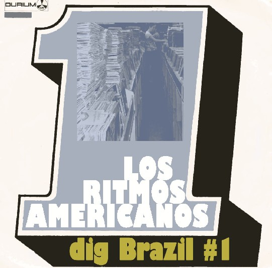 Los Ritmos Americanos dig Brasil #1