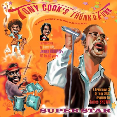 Tony Cook's Trunk-O-Funk - Superstar