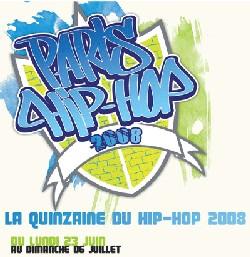 La quinzaine du hip hop à Paris du 23 juin au 6 juillet
