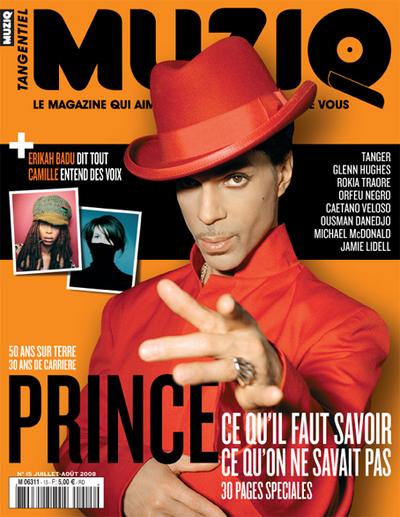 Muziq #15 Special Prince