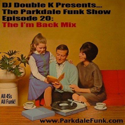 Funk & Soul mix par Dj Double K (Canada) / Parkdale Funk