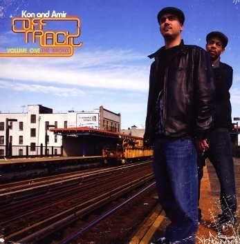 Kon & Amir - Off Track Vol.1