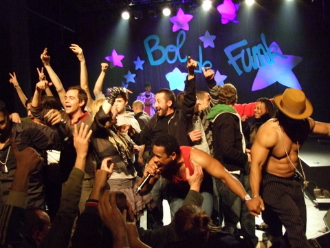Bol de Funk 2008 : Keep it old school !