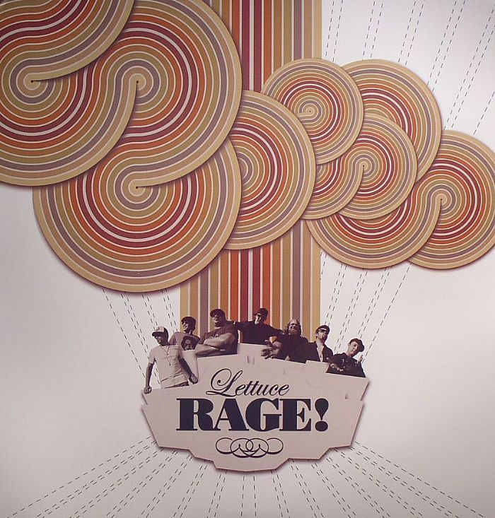 Lettuce - Rage !