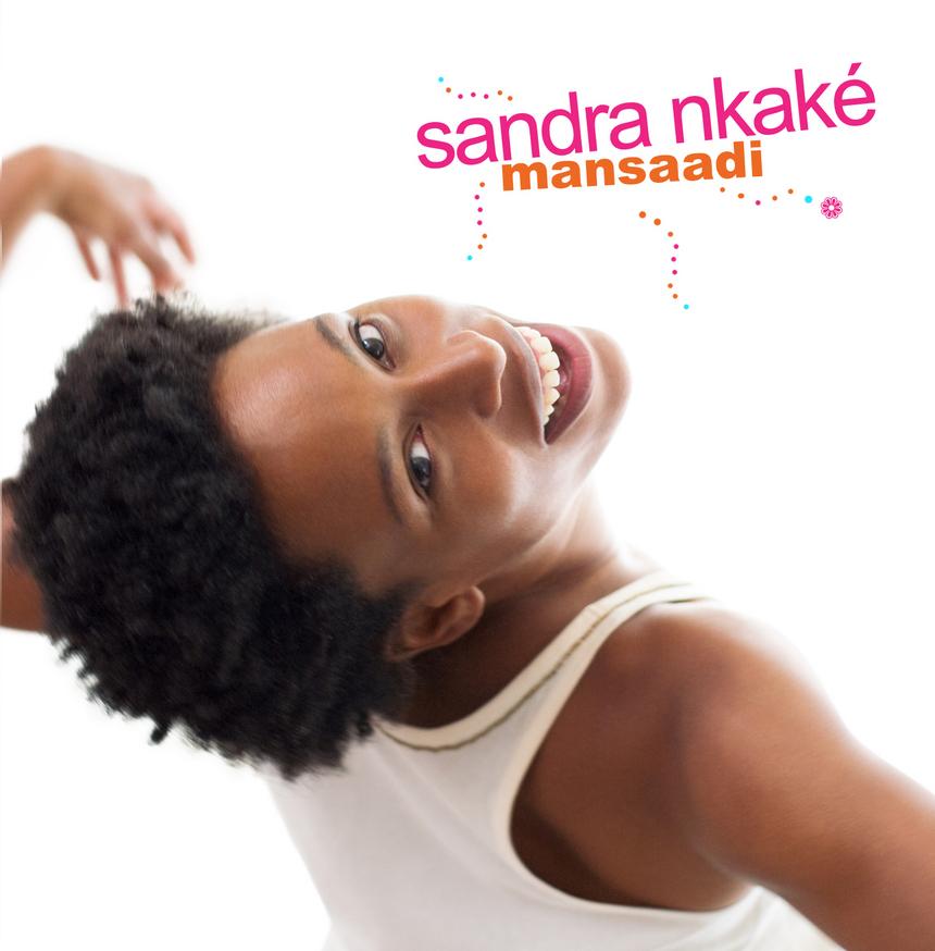 L'album de Sandra Nkake sera bientôt dans les bacs