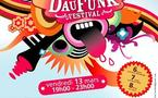 Live : Le Daufunk Festival avec Juan Rozoff et les Shaolin Temple Defenders le 13 Mars 2009