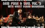 Midnight Soulstice par Dj Pari : New Funk and Soul Vol. 3 - Osaka Monaurail Special Edition (Titres inédits à sortir en 2010)
