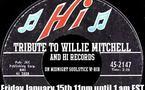 Midnight Soulstice par Dj Pari : New Funk & Soul Vol. 3 - Tribute to Willie Mitchell