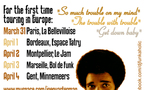 Tournée de Sir Joe Quarterman en Europe, les dates