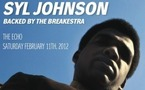 Trois titres du dernier live de Syl Johnson avec Breakestra