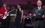 Mark Ronson, Erykah Badu et les Dap-Kings en live