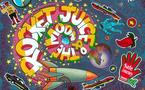 Le premier titre de Rocket Juice and The Moon en écoute (Damon Albarn et Tony Allen)