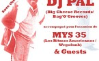 Vendredi 1er Février : Wegofunk Party invite DJ Pal (Big Cheese Records)