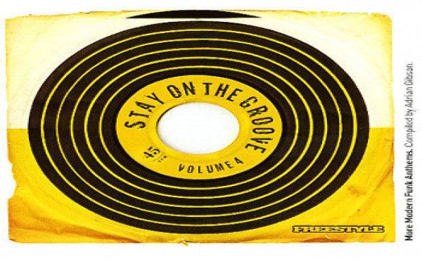 Stay on the Groove 4 compiled by Adrian Gibson