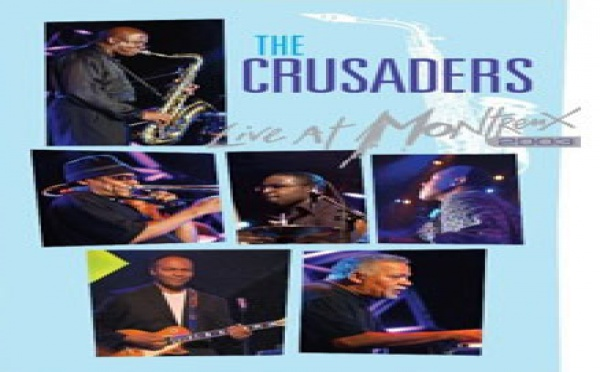 The Crusaders and Randy Crawford - Live At Montreux