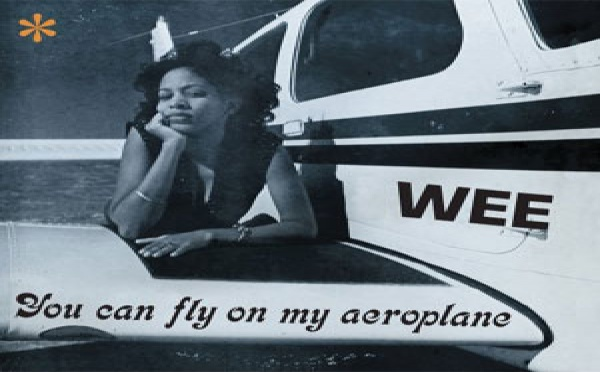 Wee - You Can Fly On My Aeroplane