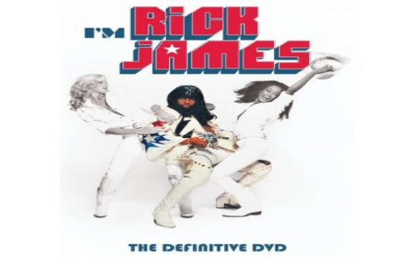 Rick James - I'm Rick James !