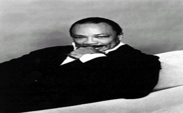 Quincy Jones et Chakha Khan à l'honneur dans Tracks (Arte)