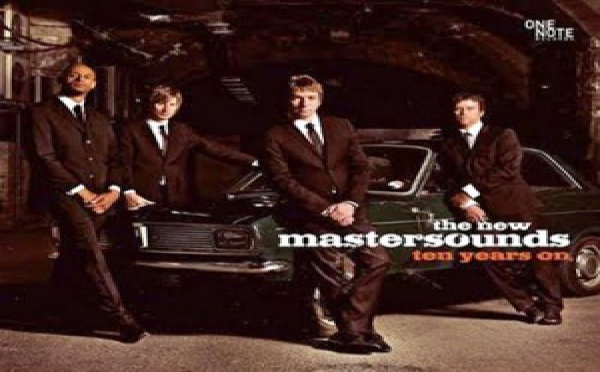 The New Mastersounds - Ten Years on