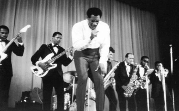 Otis Redding à l'Olympia en 1966, vidéos inédites