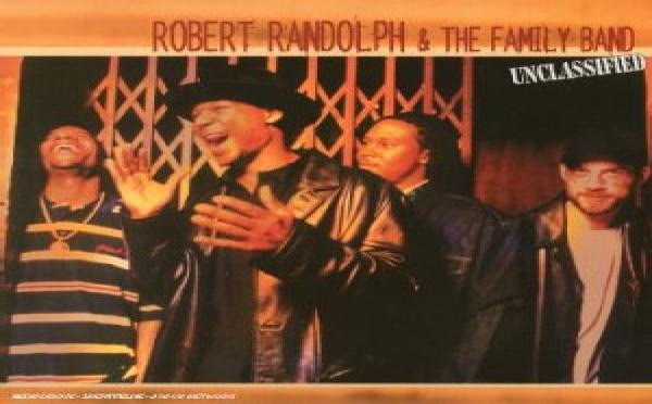 Robert Randolph & The Family Man - Unclassified