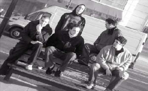 S. Mos Quintet - Play it Loud!