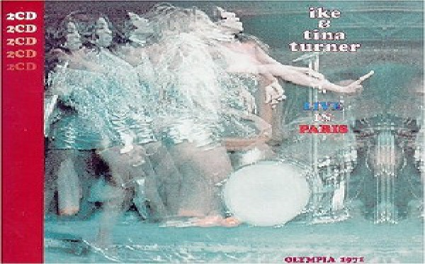 Ike & Tina Turner - Live in Paris 1971