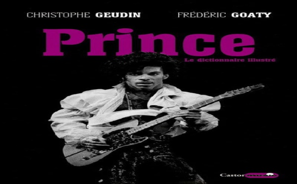 Prince, le dictionnaire illustré