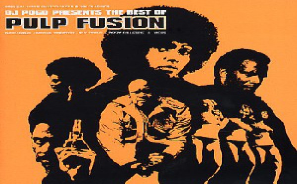Dj Pogo presents the best of PULP FUSION