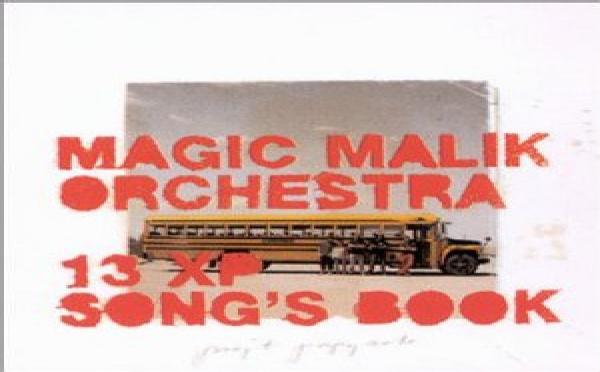 Magic Malik - 13XP Song's Book