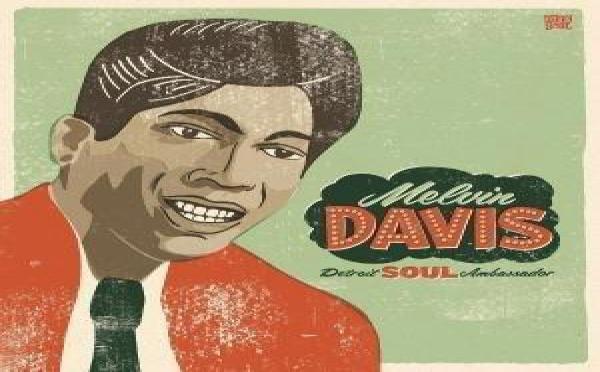 Melvin Davis - Detroit Soul Ambassador