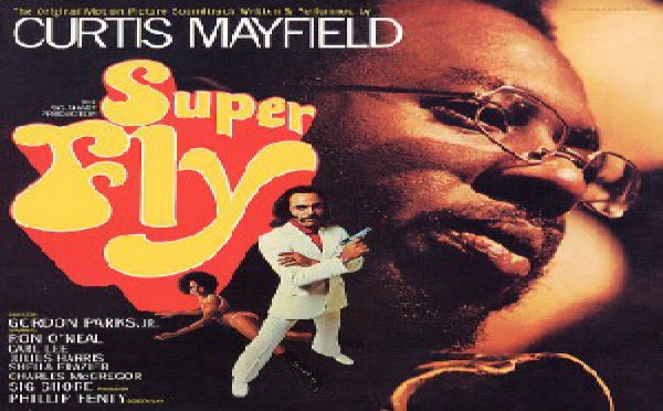 Curtis Mayfield - Superfly Soundtrack