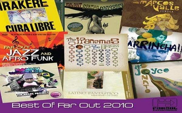 Best Of Far Out 2010