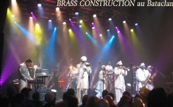 Interview - Brass Construction (French & English)