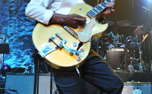 Nile Rodgers du groupe Chic gravement malade