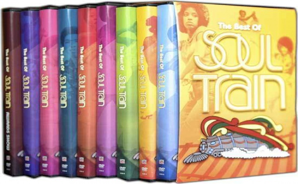 Coffret DVd Soul Train
