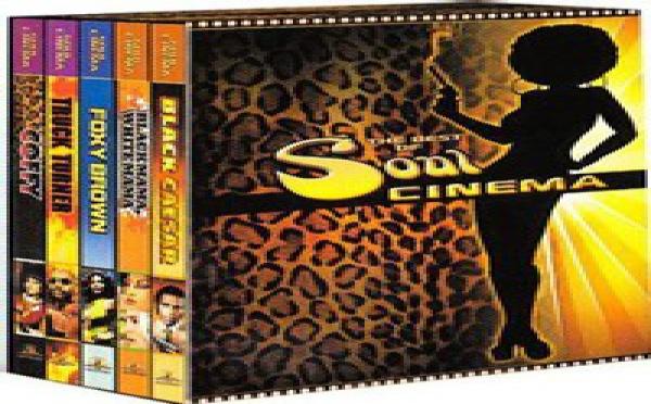 5 DVD Blaxploitation pour 22 euros sur Amazon  !!!